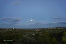 moon ascending